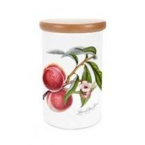 Portmeirion Pomona 7 inch Storage Jar Peach-βάζο φύλαξης 18εκ.