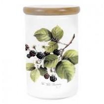 Portmeirion Pomona 8 inch Storage Jar Blackberry-βάζο φύλαξης 20εκ.