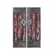 Πινακας Πορτα αναγλυφος σε καμβα 1mx1.50m