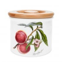 Portmeirion Pomona 6 inch Storage Jar Peach-βάζο φύλαξης 16εκ.