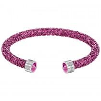 SWAROVSKI 5292439 Crystaldust Cuff, Pink Small ροζ βραχιόλι.