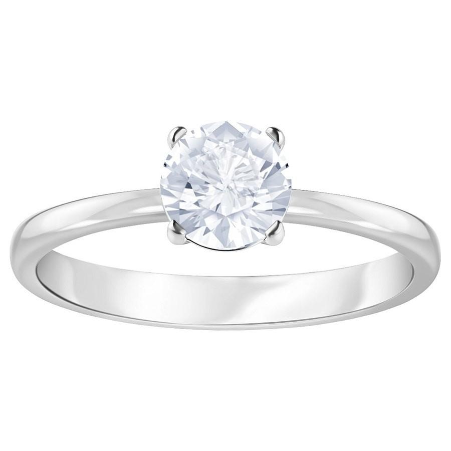 Swarovski δαχτυλίδι 5368542 ATTRACT ROUND RING 576475cd146
