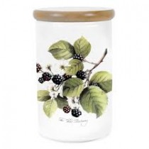 Portmeirion Pomona 8 inch Storage Jar Blackberry-βάζο φύλαξης 20εκ.