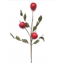 Espiel Κλαδί κόκκινο μηλο, 60x14cm. oikos49