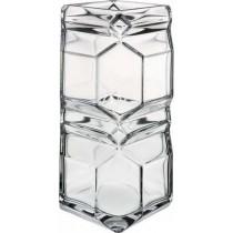 Espiel Διακοσμητικό Βάζο Διάφανο  Γυαλί Space. 25x12x12cm.  BEA560