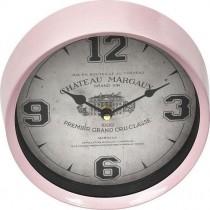 ESPIEL Ρολόι Τοίχου.  22x6x22εκ. LOG502