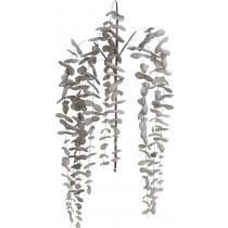 Inart Κλαδί/Λουλούδι γκρί. Υ130. 3-85-246-0184