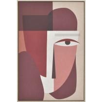 Inart Πίνακας Printed Καμβάς. 60X3X90cm. 3-90-704-0038