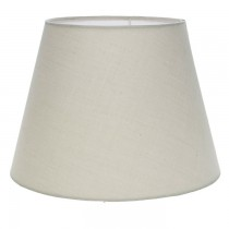 INART Καπέλο Λάμπα σε εκρου. 25x18.  3-70-716-0021
