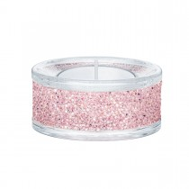 Swarovski κρυστάλλινο κηροπήγιο 5474276 SHIMMER TEA LIGHT HOLDERS, PINK