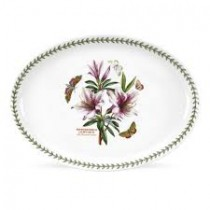 Portmeirion Botanic Garden Oval Serving Dish-πιατέλα σερβιρίσματος οβάλ.