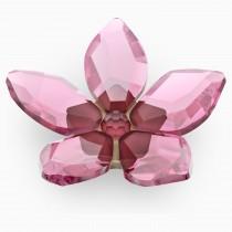 Swarovski κρυστάλλινο μαγνητάκι λουλούδι 5580027 Garden Tales Cherry Blossom Magnet, Small
