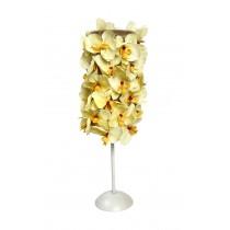 Φωτιστικό επιτραπέζιο με λουλούδια. 75x20cm. 700gr. oikos232