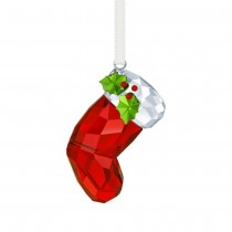 Swarovski 5223614 Santa's Stocking Ornament χριστουγεννιάτικη κάλτσα.