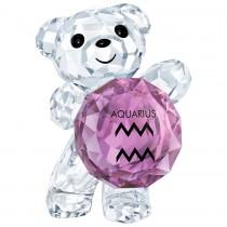 Swarovski αρκουδάκι ζώδιο 5396292 Kris Bear - Aquarius