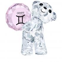 Swarovski αρκουδάκι ζώδιο 5396297 Kris Bear - Gemini
