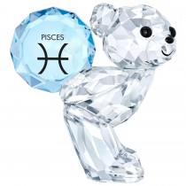 Swarovski αρκουδάκι ζώδιο 5396294 Kris Bear - Pisces