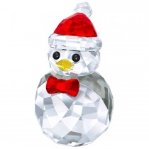 Swarovski χριστουγεννιάτικος πιγκουινος 5289413 ROCKING PENGUIN