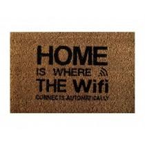 Etoile Πατάκι Εισόδου Wi-Fi. 40x60cm. OIKOS19